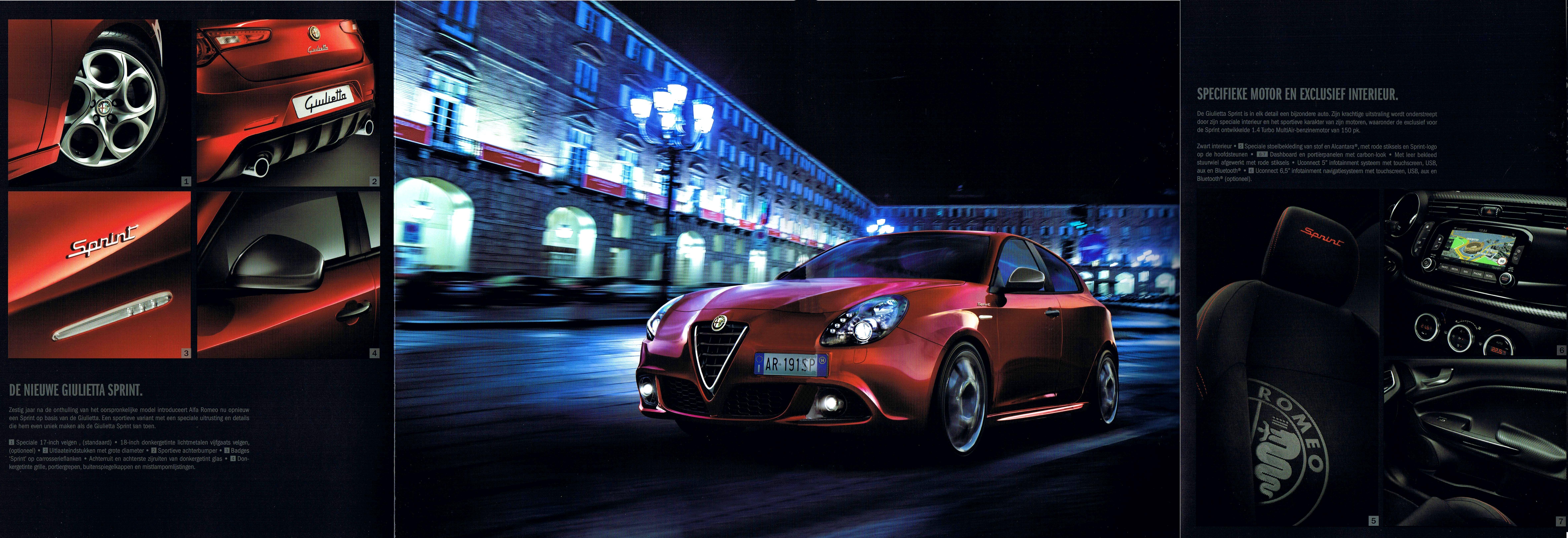 2014 Alfa Romeo Giulietta Brochure