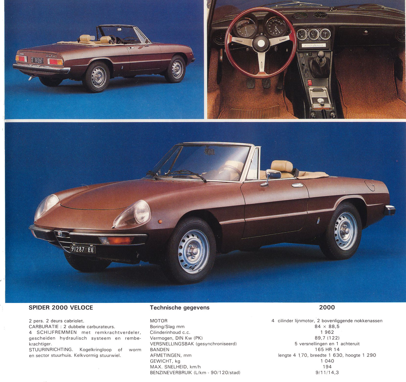 1000+ Images About Alfa Romeo Spider On Pinterest