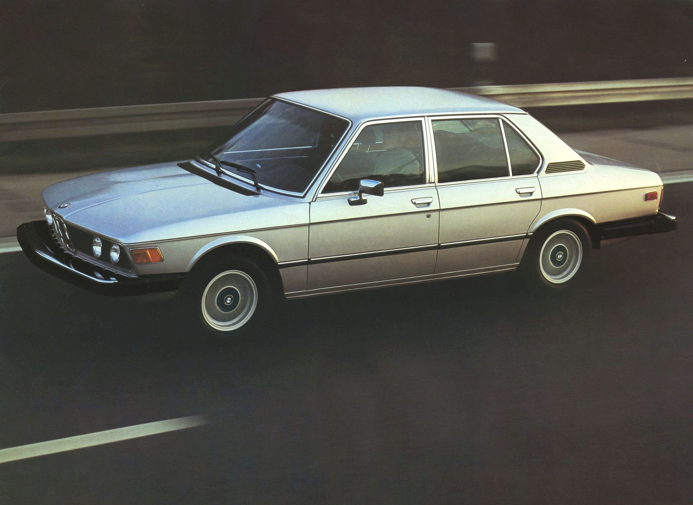 BMW I Brochure - 1977 bmw