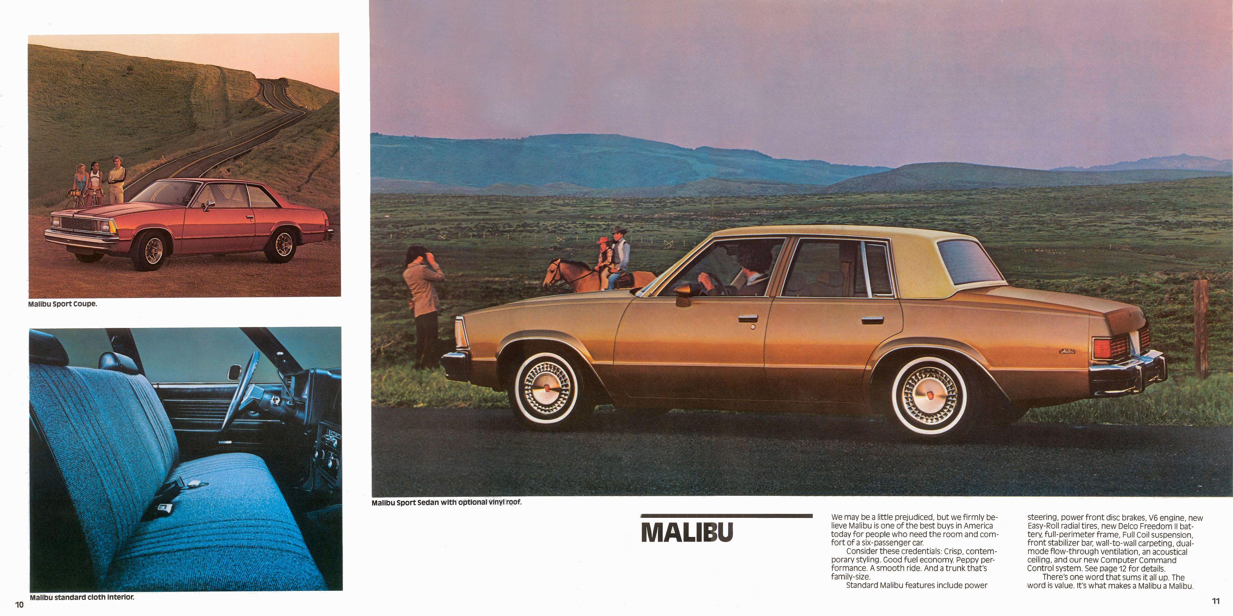 1981 malibu weight