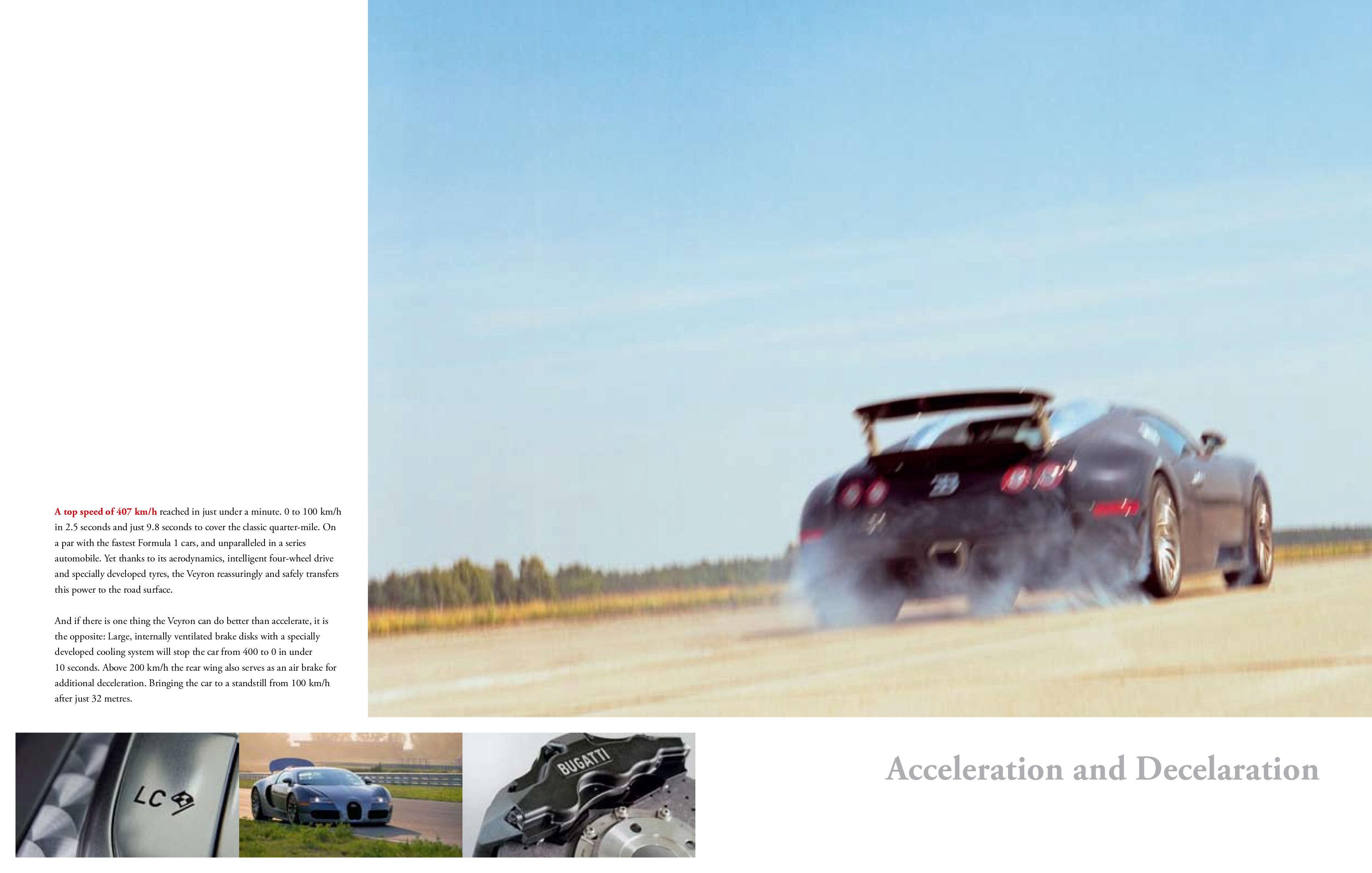Bugatti%202007%20Veyron%206 Inspiring Bugatti Veyron Quarter Mile Speed Cars Trend
