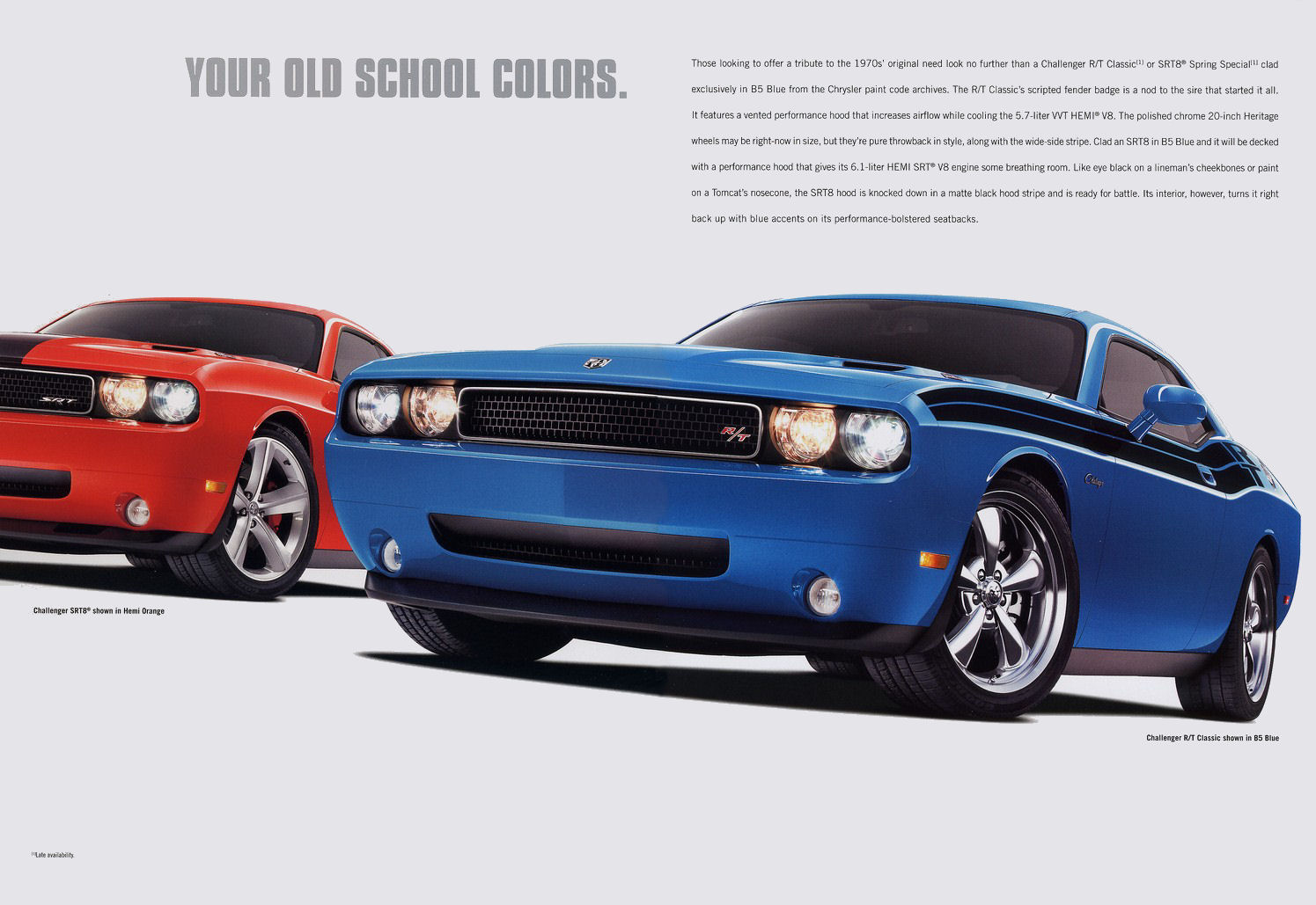 2009 Dodge Challenger Brochure | 2017 - 2018 Best Cars Reviews