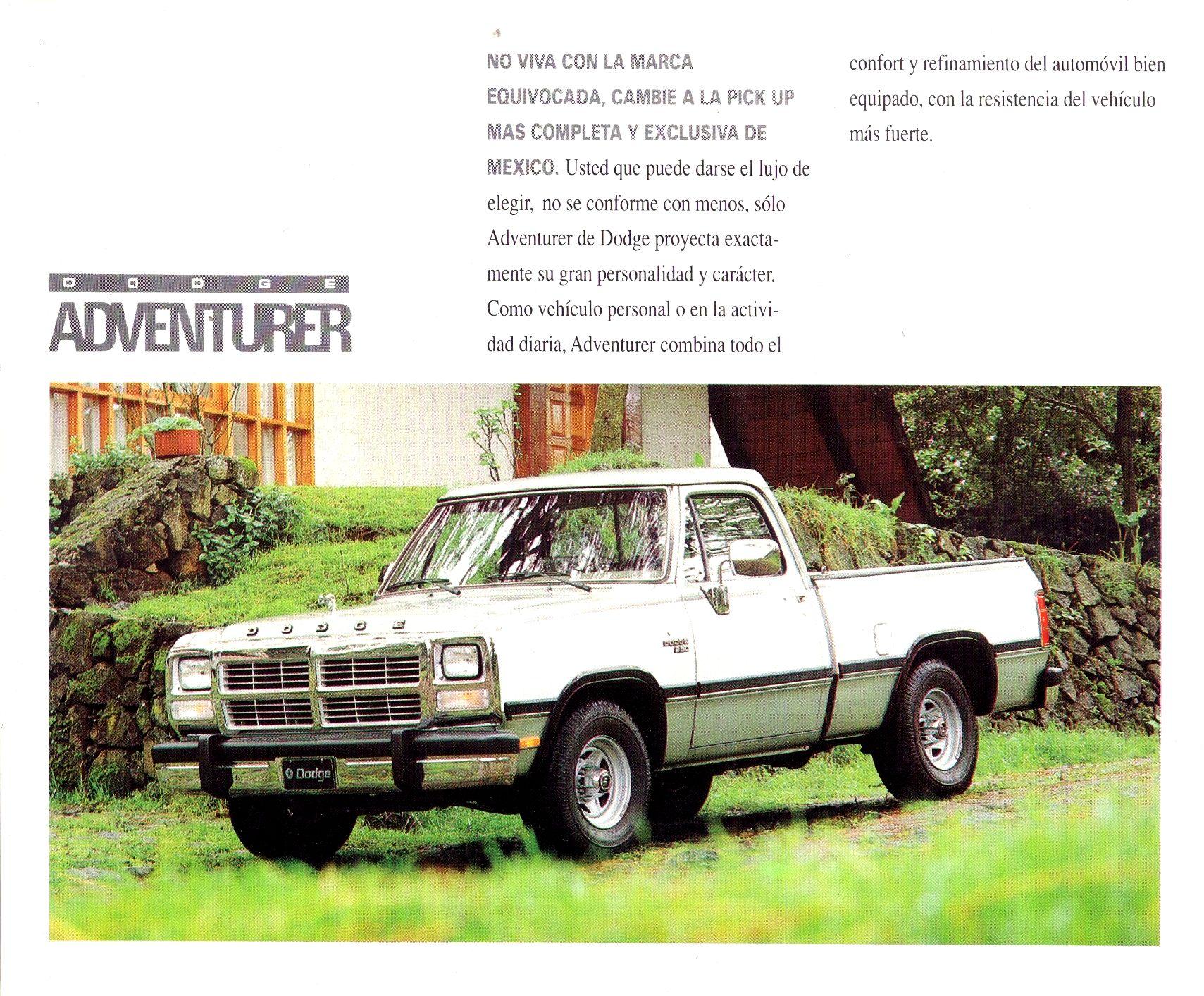 Old Dodge Car New Models 2019 2020 2012 Ram 1500 Brochure 1991 Trucks