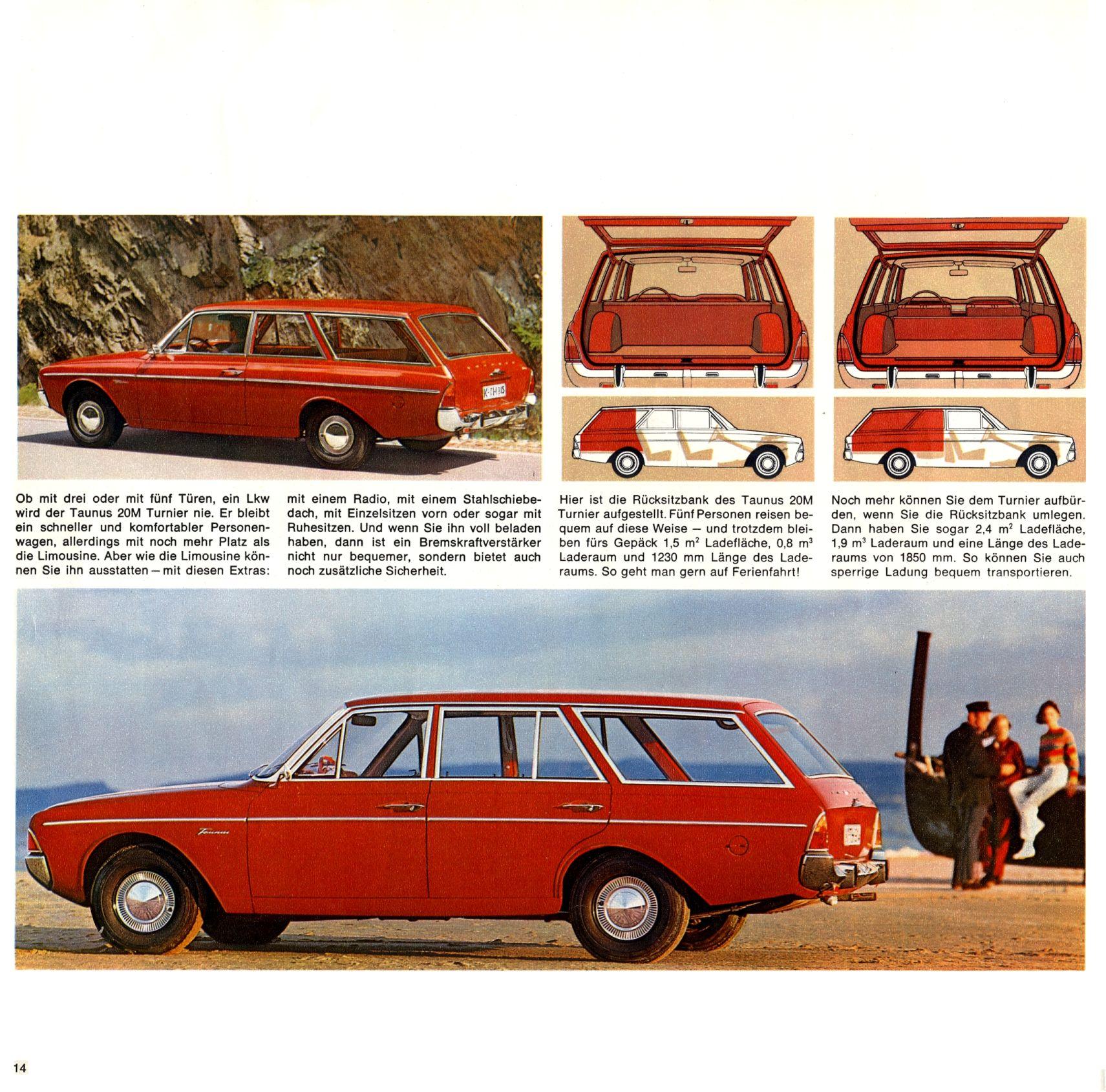 1966 ford 20m brochure Limousine 14 Personen.htm #18