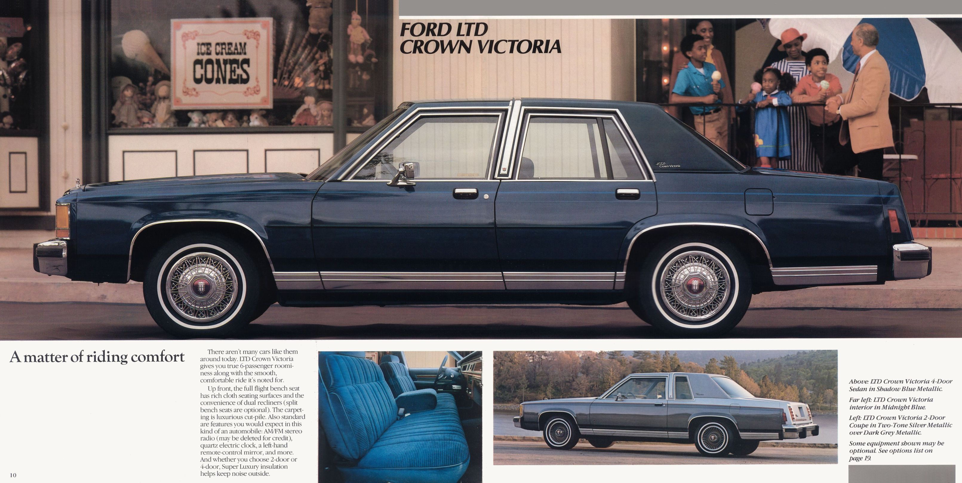 Ford Taurus 1980 2019 2020 Top Car Designs Crown Victoria Coupe 1986 Brochure