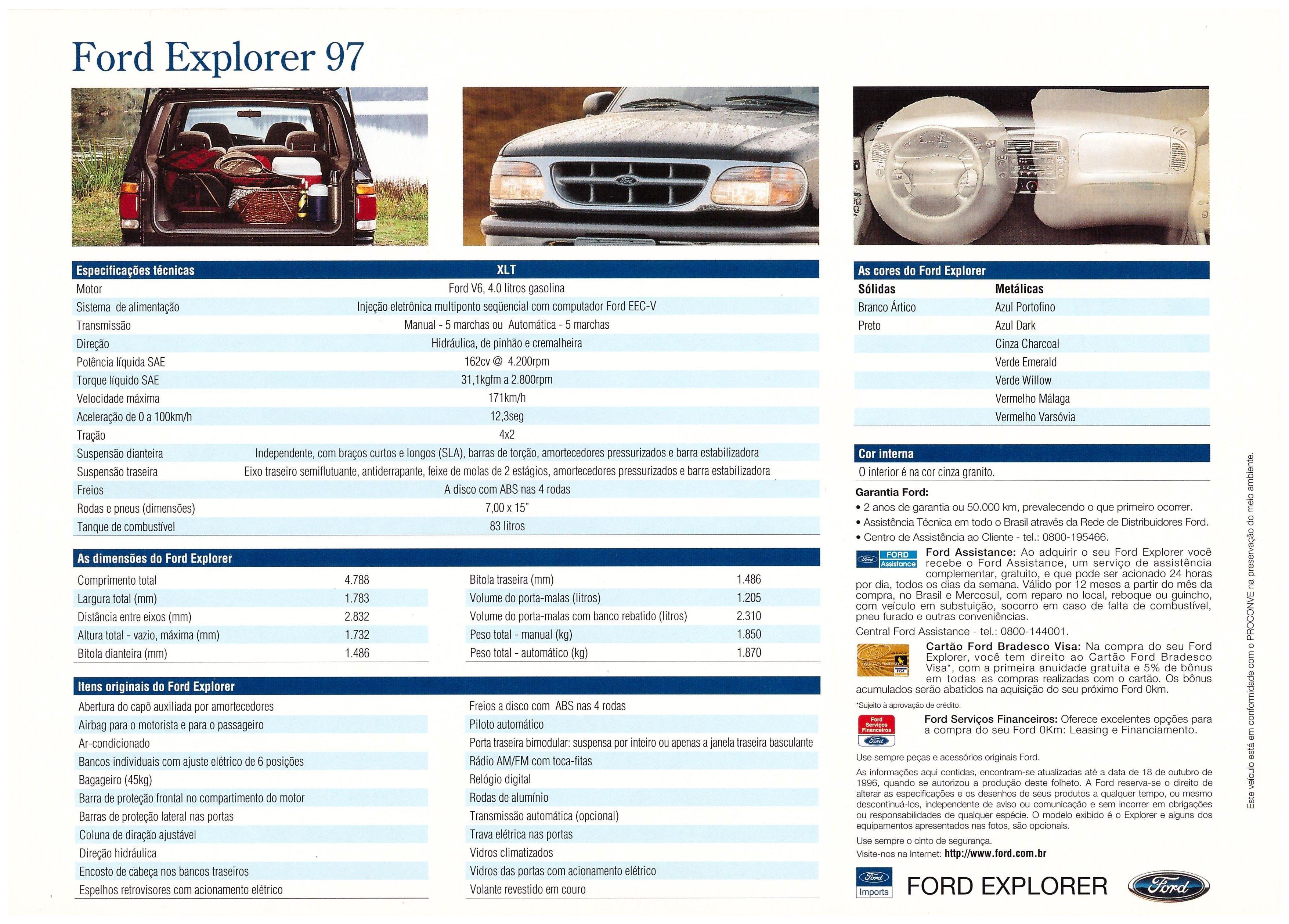 Image Result For Ford Explorer Brochure