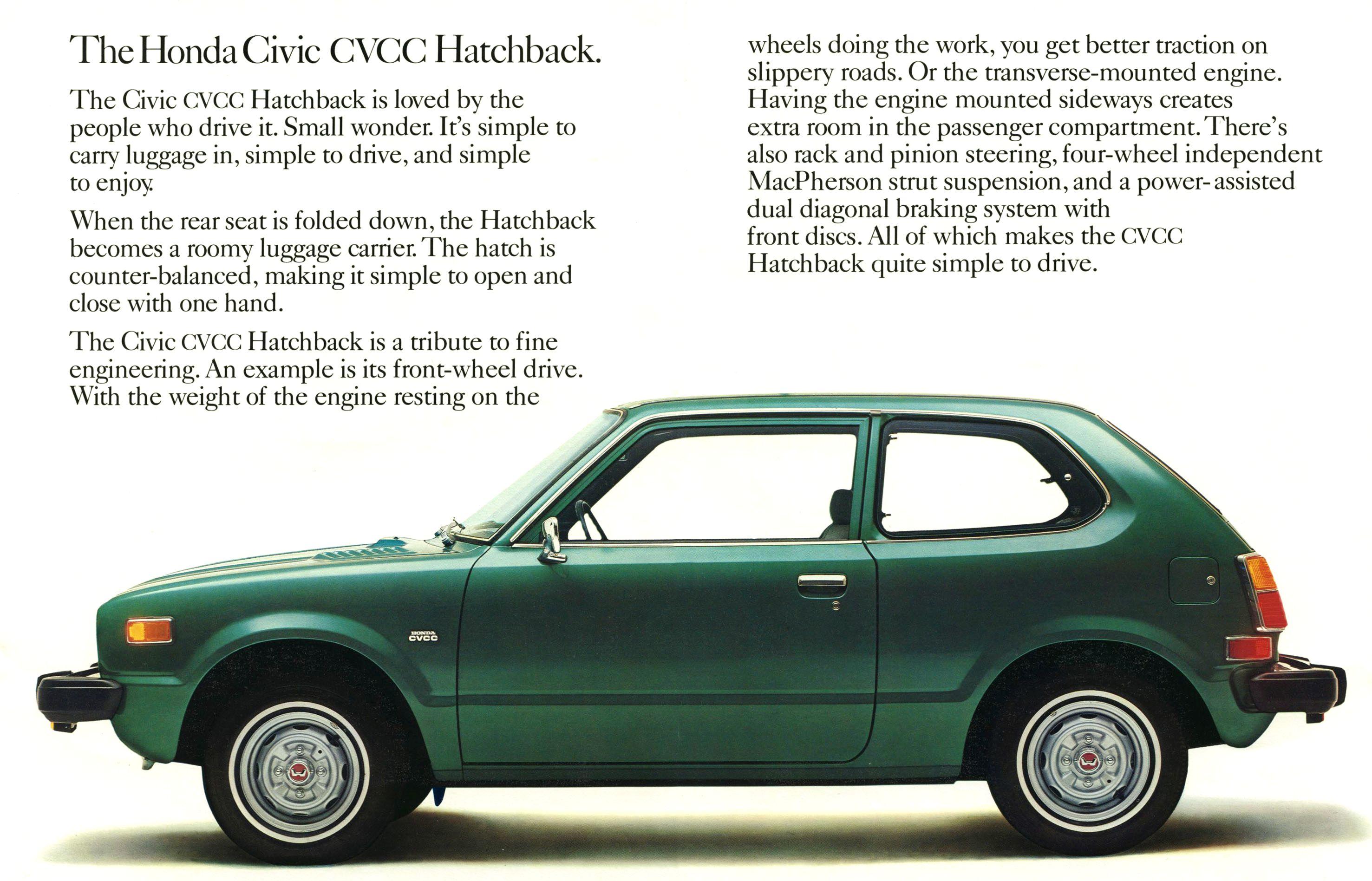 Kekurangan Honda Civic 1979 Tangguh