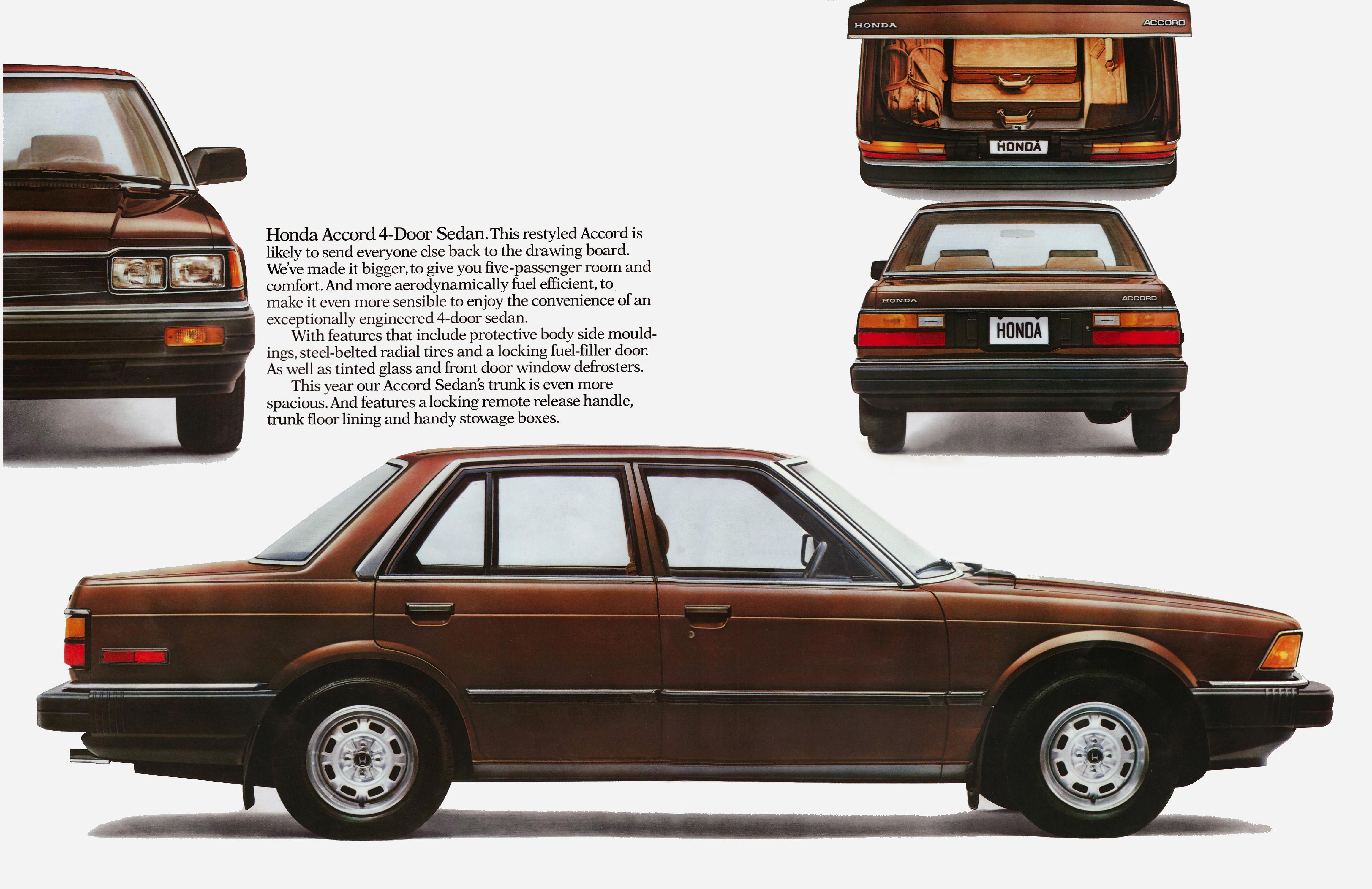Kekurangan Honda Accord 1982 Spesifikasi