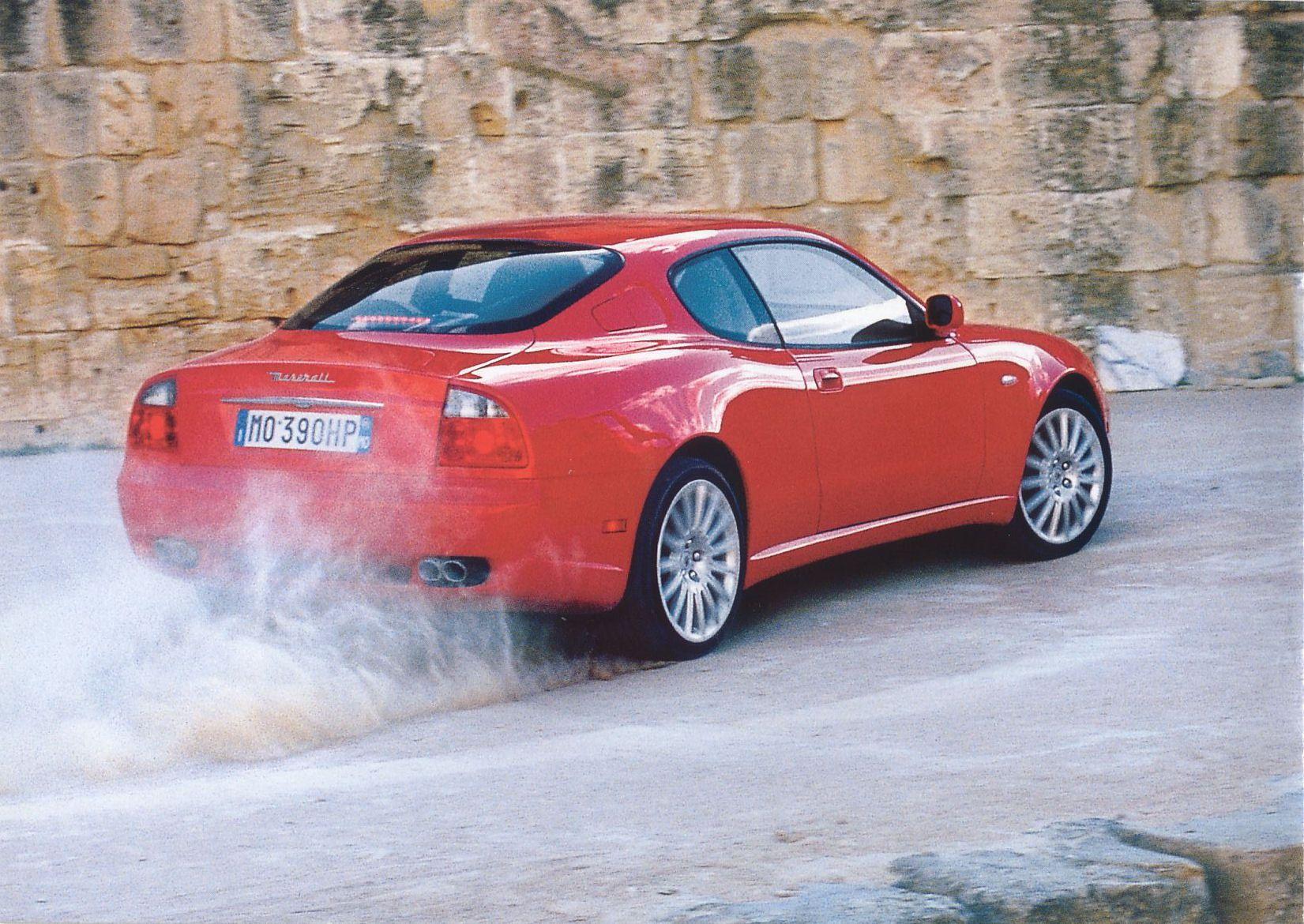 Pre Owned Maserati Brochure