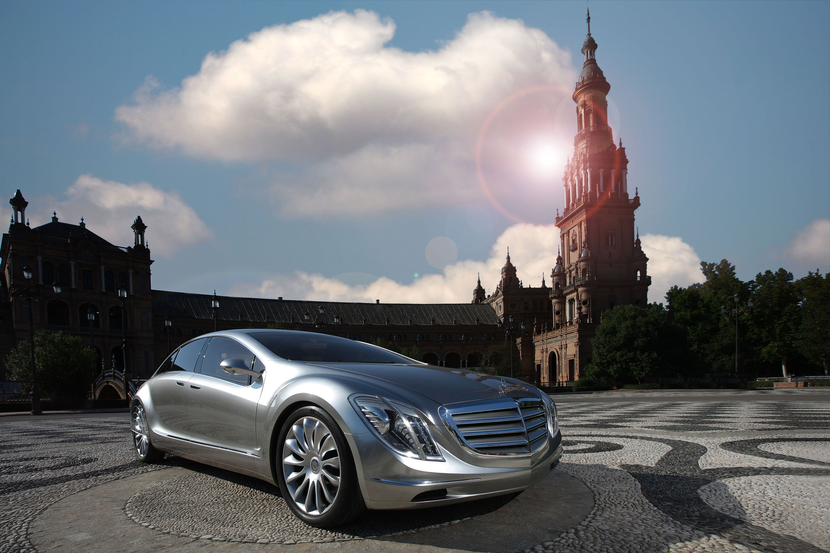 Mercedes f700 concept for Mercedes benz future car