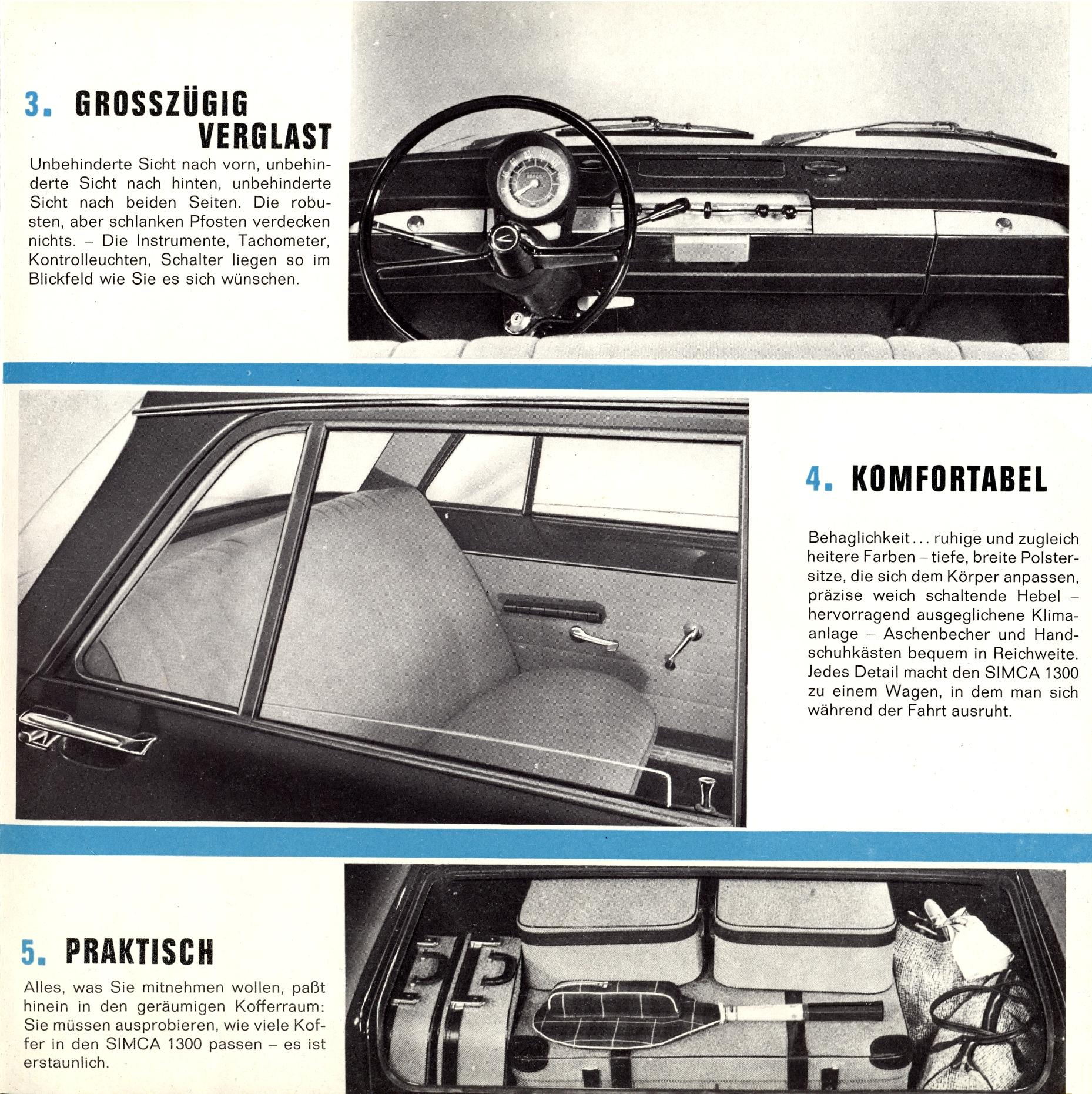 Simca 1300 1964