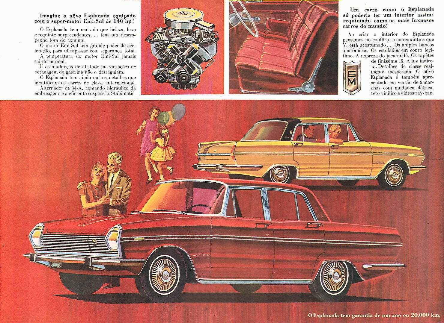 1967 Simca Esplanada b...