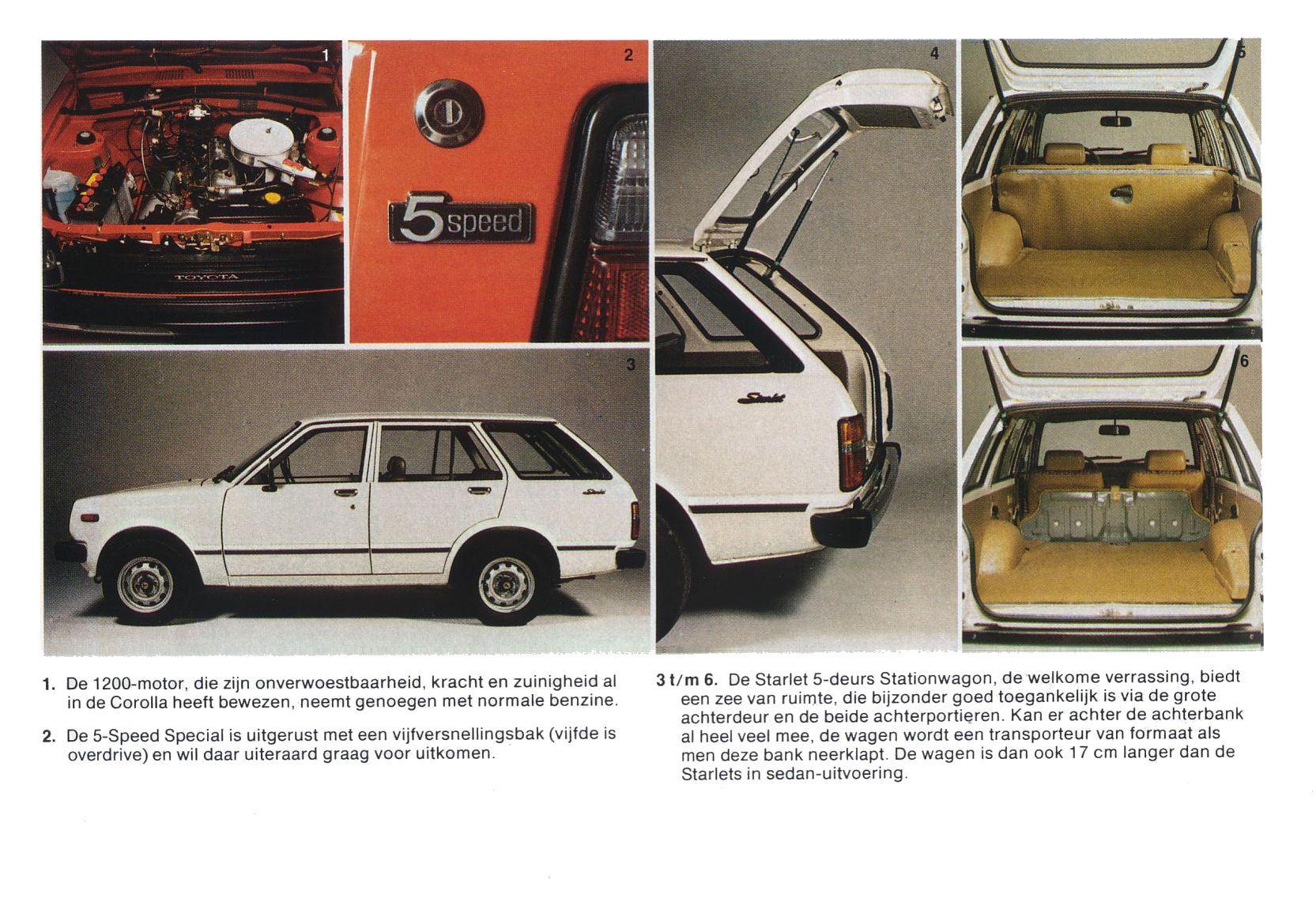 1979 Toyota Brochure