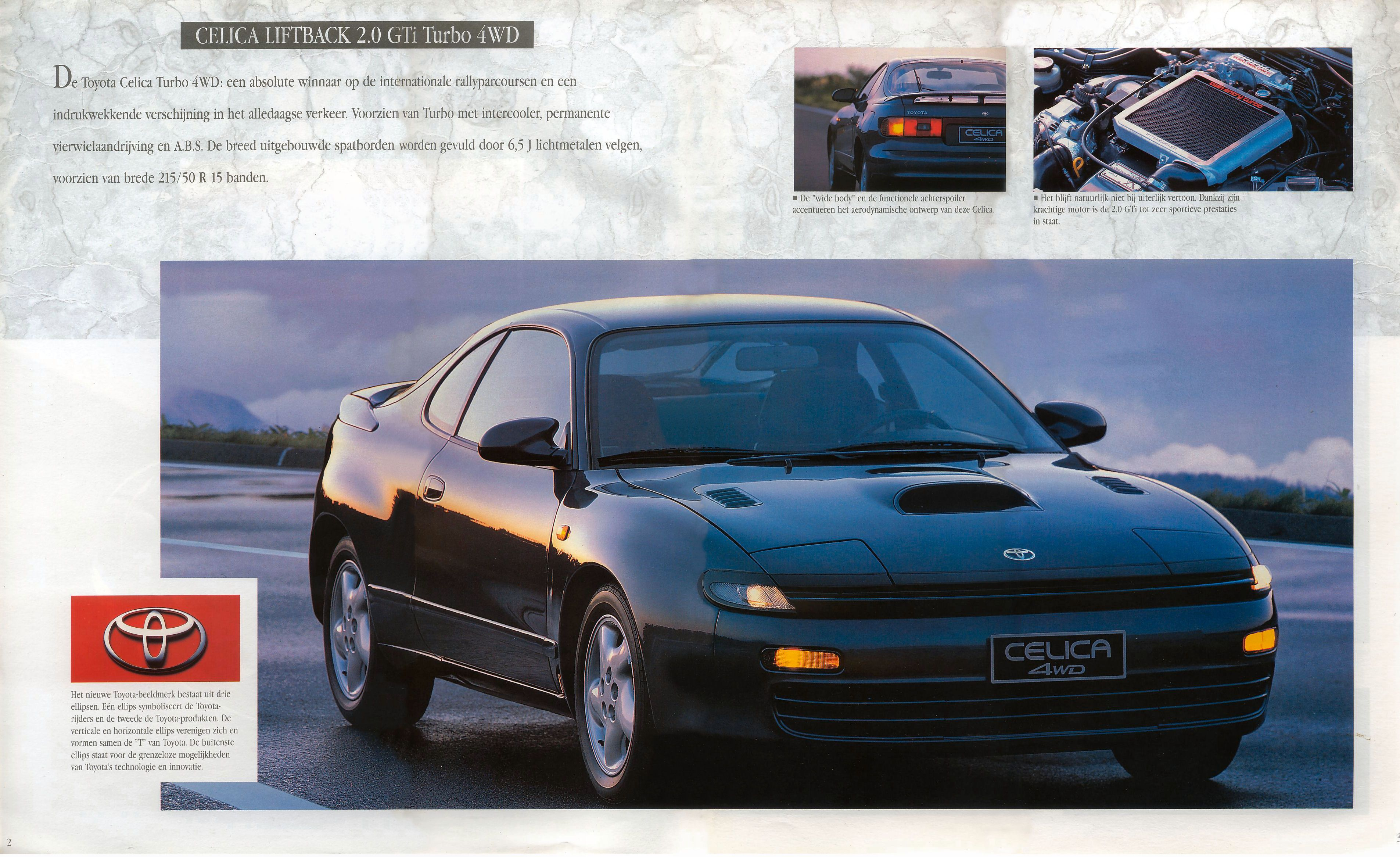 Toyota Sport 1992