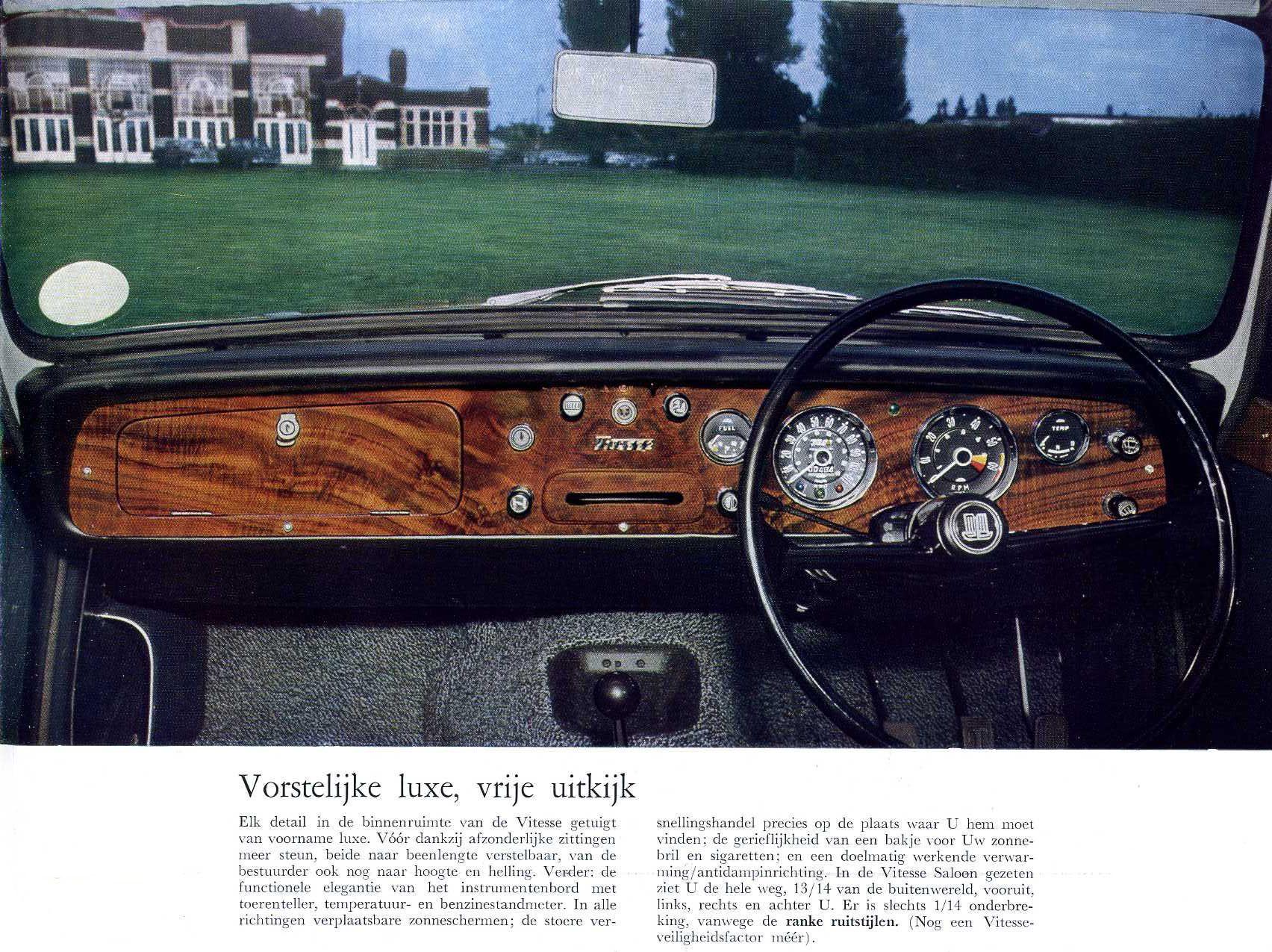 1962-66 Triumph Vitesse